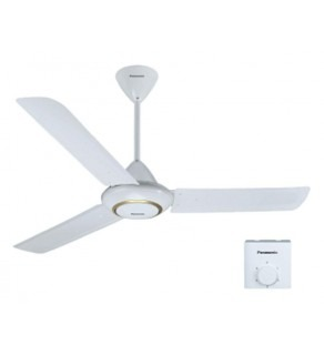 "Panasonic F-56MZ2 56"" Ceiling Fan 220 Volts"