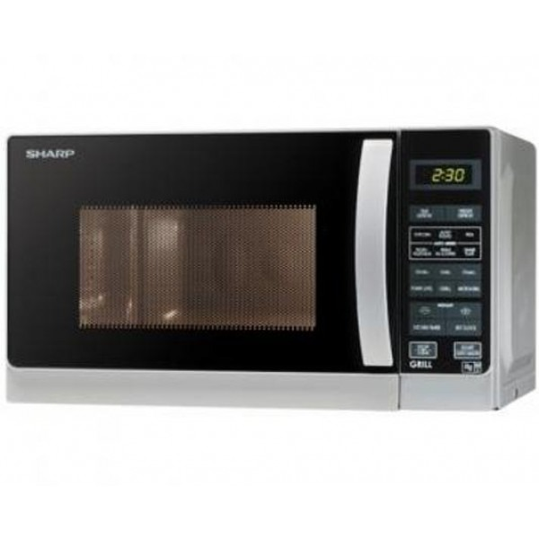 Sharp R 62a0 Microwave Oven With Grill 7 Cu Ft 20 Liters 220