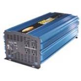 12V DC to Ac 6000 Watt Power Inverter 110 volts