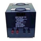10,000 Watts Step Down Voltage Converter Transformer, THG-10000 110-220 Volts, (CE Approved)