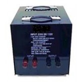 AC-10,000 Watts Step Step Up and Down Voltage Converter Transformer, THG-10000 110-220 Volts, (CE Approved)