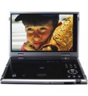 "Hitachi PDV-1021 10.2"" All Region DVD Player Plays any DVD from anywhere in the World!"