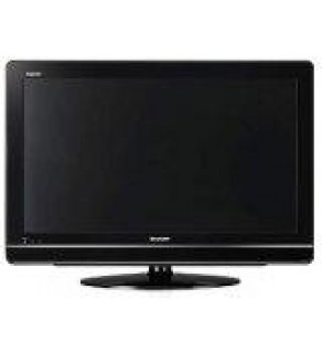 "Sharp Aquos 32"" LC32M300 LCD Multisystem TV 110 220 Volts"