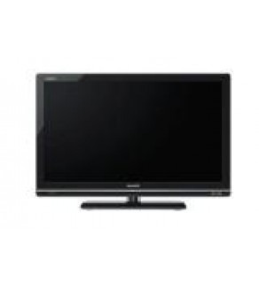 "Sharp 32"" LC32LE430M LED Multisystem TV 110 220 Volts"
