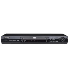 Pioneer Code Free DVD Player Built-in PAL to NTSC Video converter