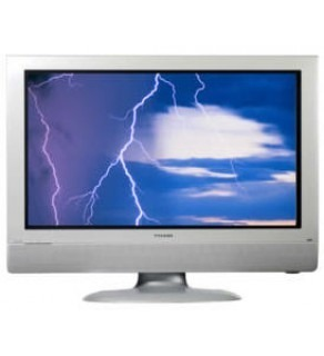 "Toshiba 27"" Multi-System LCD TV"