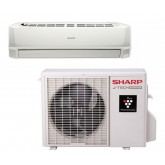 sharp 1200 BTU Split Air Conditioner Powerful Jet & Gentle cool mode 220 Volts