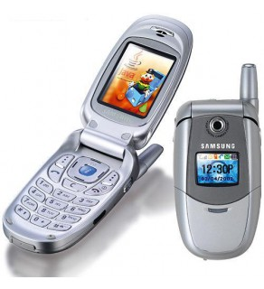 Samsung Triband Color Flip Phone
