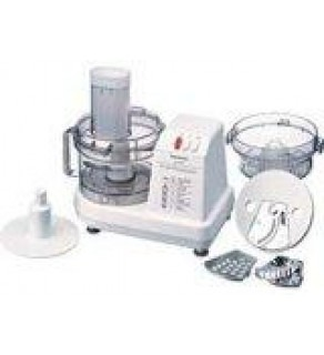 Panasonic MK-5086MW Food Processor With Juicer Attachment 220 Volts