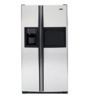 Ge 29 Cu. Ft Pse29Nhwcss Sid By Side Refrigerator/Freezer 220 Volts