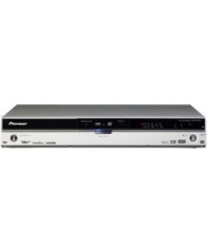 Pioneer (DVR650) Region-Free DVD Recorder with 250GB Hard Drive