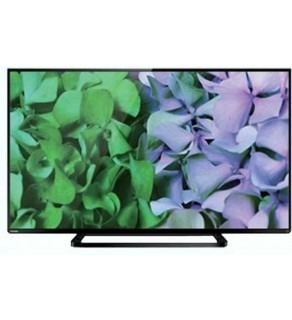 "Toshiba 40L2400 40"" Full HD LED Multisystem TV 110 220 volts"