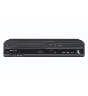 Panasonic DMR-EZ49VEBK Super Multi Format combo VHS and DVD Recorder
