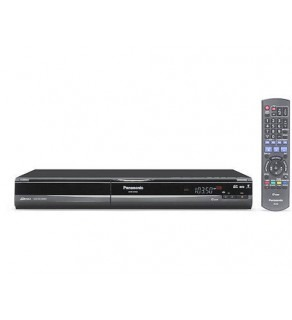 Panasonic DMR-EH69 Region Free DVD recorder with 320GB Hard Drive