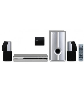 Pioneer HTZ-161 Code Free Version Home Theater System with built-in 3 way converter