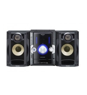 Panasonic SCVKX20 Mini Hi-Fi System 110 220 Volts (Default)