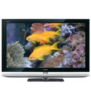 "Sony KLV-52Z450A 52"" Multi-System Full HDTV 1080p LCD TV"
