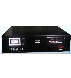 Regvolt 5 Outlet 500 Watt Deluxe Automatic Voltage Converter Transformer Regulator