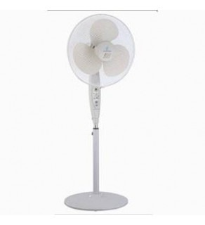 "BLACK AND DECKER FS1600R 16"" PEDESTAL FAN WITH REMOTE FOR 220 V"
