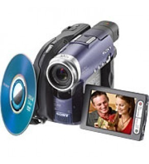 SonyPAL DVD Camcorder