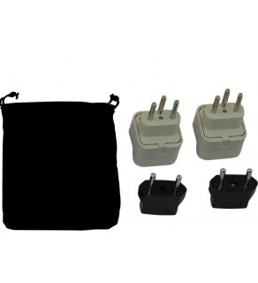 Brazil Power Plug Adapters Kit