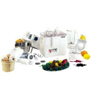 Nikai NFP1703 10-in-1 Food Processor-Kitchen Center 220 Volts
