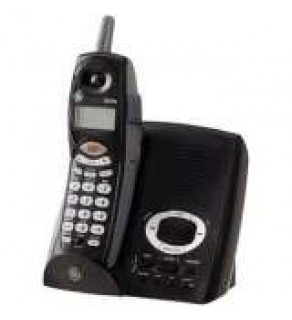 GE 27995GE2 2.4 GHz Cordless Phone with Digital Answering System