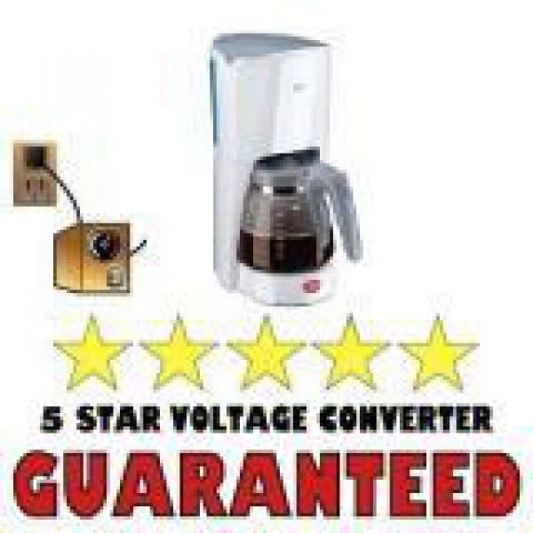 Coffee Maker Homekit : Coffee Maker/Grinder Voltage Converter Transformer Kit For 110 or 220 VOLTS, 110220Volts.com