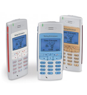 SONY ERICSSON DUAL BAND GSM PHONE