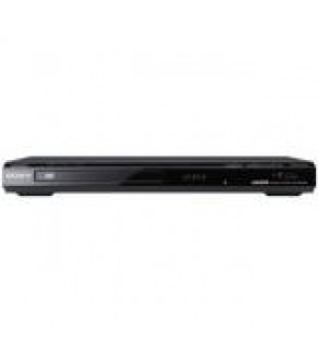 Sony DVP-SR750 Region Free HDMI DVD Player 110 220 Volts