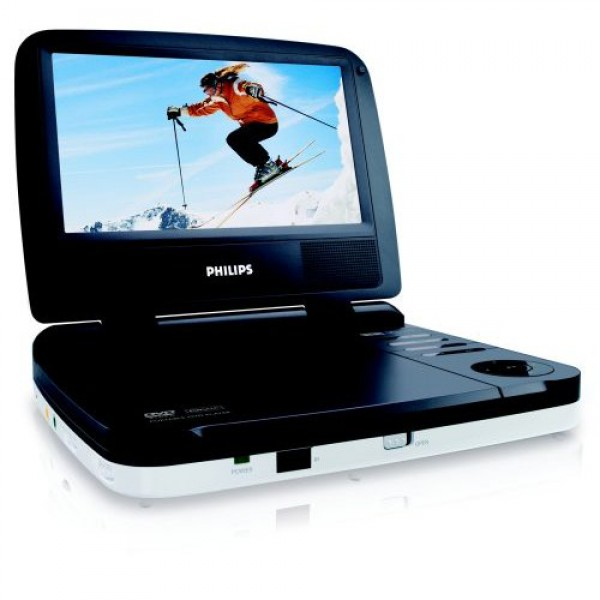 Philips Pet702 7 Quot Lcd All Region Free Portable Dvd Player
