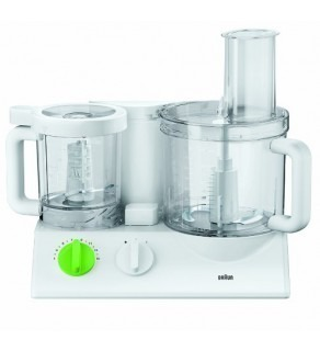 Braun FX-3030 TributeCollection Food Processor 220 Volts