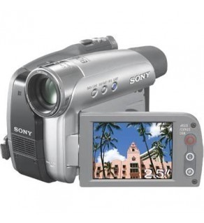 Sony DCR-HC36E PAL Mini DV Camcorder
