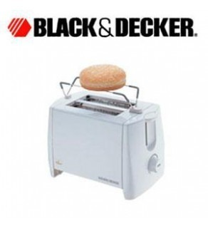Black & Decker 2 Slice Toaster Et35 For 220 Volt
