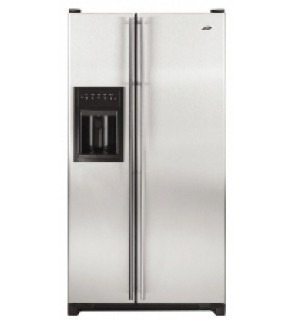 Amana AC2224GEKS 22 cu ft Side by Side Refrigerator 220 volts