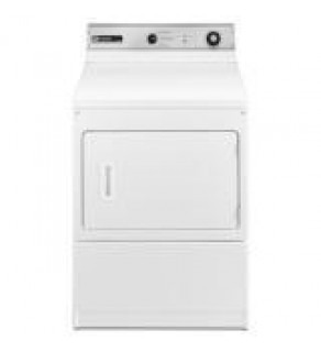 "Maytag MDE17MNBGW 27"" Commercial Electric Dryer 220 Volts"