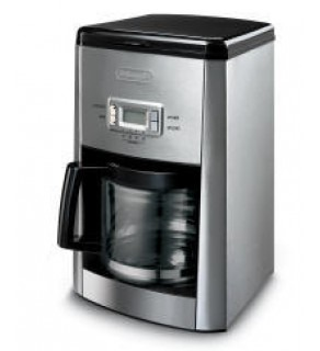 DELONGHI ICM65 12 CUP COFFEE MAKER FOR 220/240 VOLTS ONLY