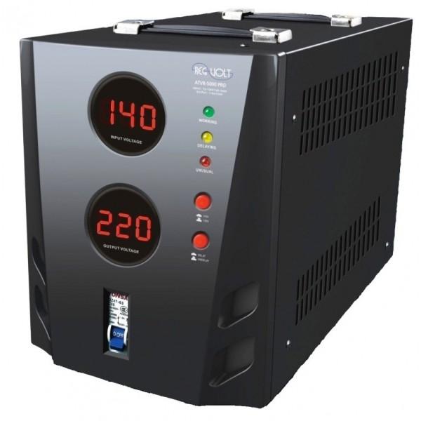 Regvolt 3000 Watt Deluxe Automatic Voltage Regulator Converter Transformer