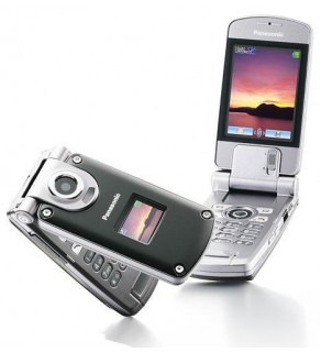 PANASONIC UNLOCKED TRIBAND CAMERA BLUETOOTH PHONE
