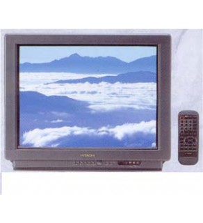 "HITACHI - 29"" AV STEREO MULTISYSTEM TV"