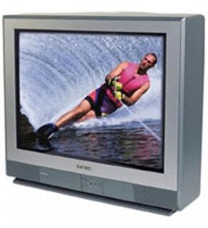 "Hitachi - 21"" Super Multi System TV"