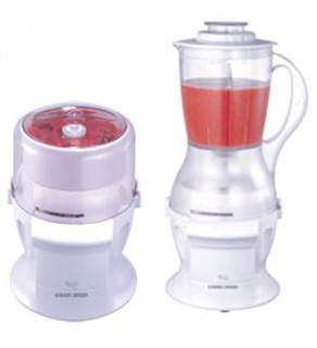 Black & Decker Chopper with Blender 220volts