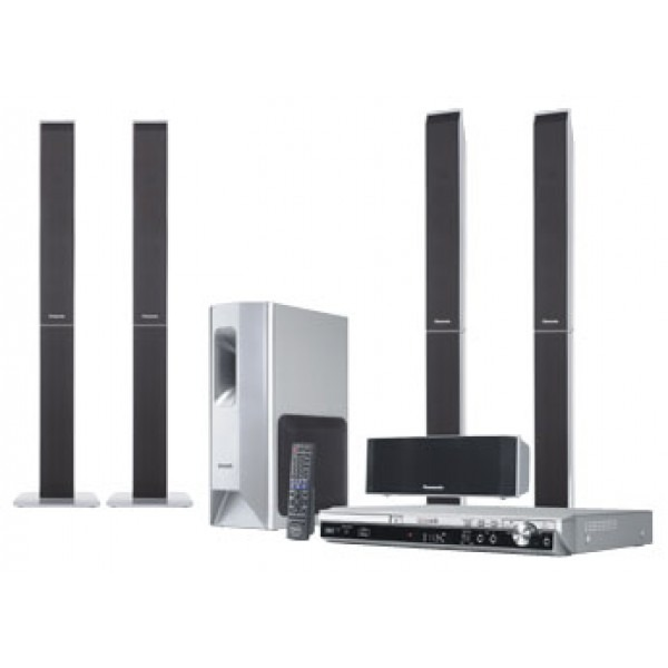 panasonic scpt550 dvd home theater system for 110 220 volts discontinued. Black Bedroom Furniture Sets. Home Design Ideas