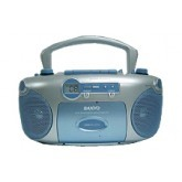 SANYO MCD-XJ780 CD Radio Portable Boom Box