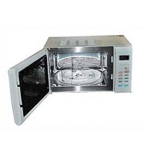GE JEI872 FREE STANDING MICROWAVE OVEN WITH GRILL