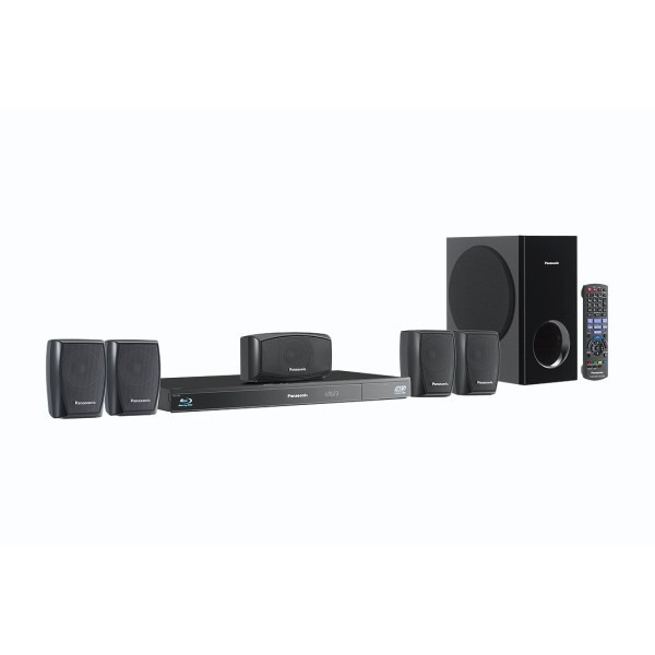 Panasonic SCBTT270 3D BLU RAY Code Free Home Theather System 110 220 on