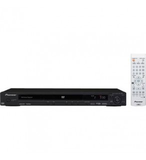 Pioneer DV300 Home Component Code Free DVD Player With PAL - NTSC Converter