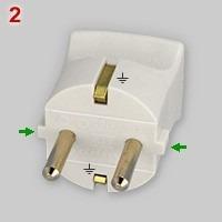 type 2 schuko plug