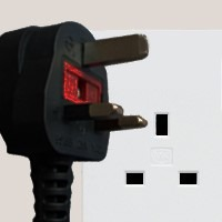 type f power outlet