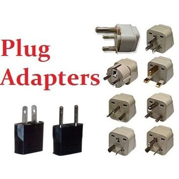 Plug adapters for Travel